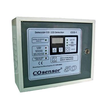 Sistema de Deteção de Gases Combustíveis
